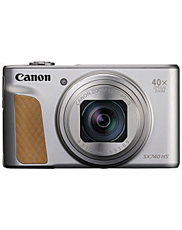 Canon PowerShot SX740 HS 20.3MP Camera