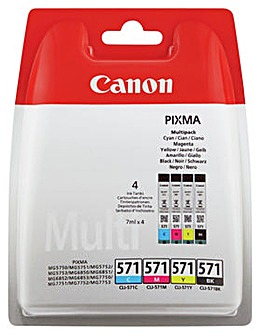 Canon CLI-571 Ink Cartridges