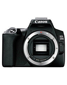 Canon EOS 250D DSLR Camera Body