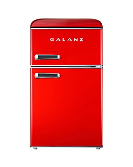 Galanz RFFK003R Retro 86L Mini FF, Red