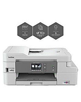 DCP-J1100DW All In Box 3-in-1 Printer