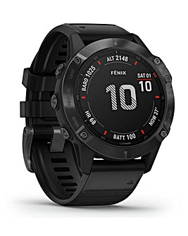 Garmin Fenix 6 Pro GPS Smart Watch
