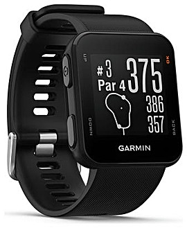 Garmin Approach S10 Golf Watch - Black