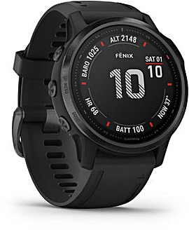 Garmin Fenix 6S Pro GPS Smart Watch
