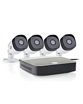 Yale 4 Camera 1080p HD CCTV Security System