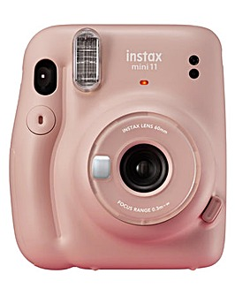 instax Mini 11 Camera - Blush Pink