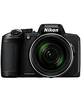 Nikon Coolpix B600 16MP 60x Zoom Bridge Camera - Black