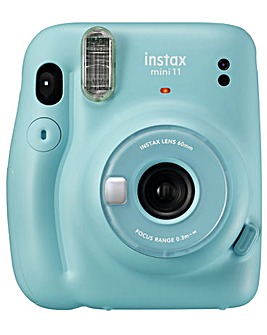 instax Mini 11 Camera - Sky Blue