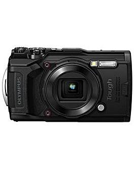 Olympus Tough TG-6 12MP 4x Zoom Digital Compact Camera