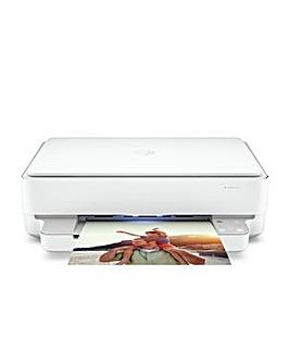 HP Envy 6022 Wireless Inkjet Printer & 2 Months Instant Ink