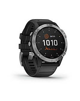 Garmin Fenix 6 Solar GPS Smart Watch