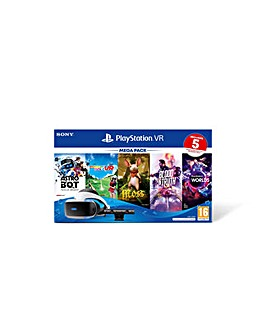 Playstation VR Mega Pack V3 PS4