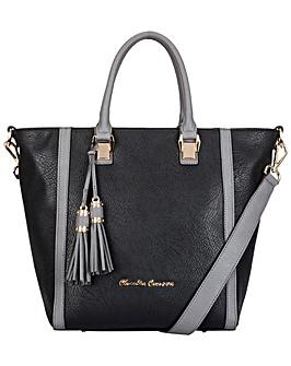 Claudia Canova Two Tone Tote Bag