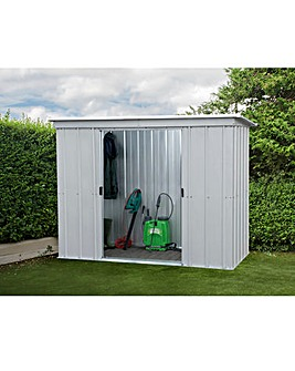 Yardmaster 8 x 4ft Pent Metal Shed