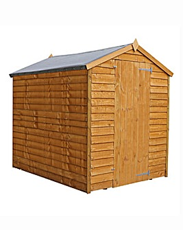 Mercia 7x5 Apex Overlap Shed