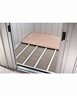 Yardmaster 8X4 Metal Shed Base