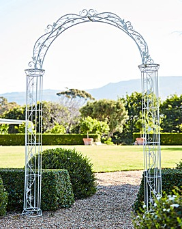 Butterfly Metal Arch