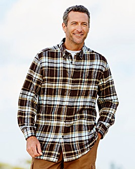 Premier Man Long Sleeve Check Shirt
