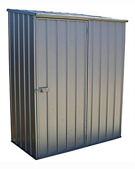 Absco Space Saver (Zinc) 5 X 3 Shed