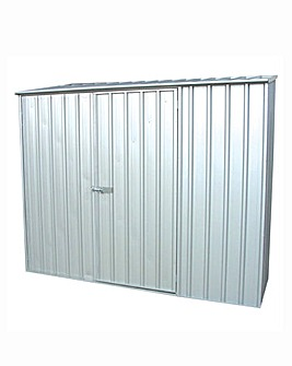 Absco Space Saver (Zinc) 7 X 5 Shed
