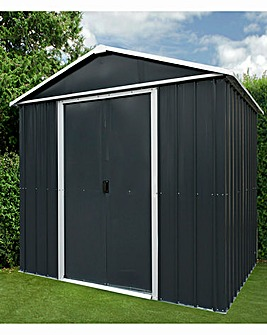 Yardmaster 6x5 Apex Metal Shed