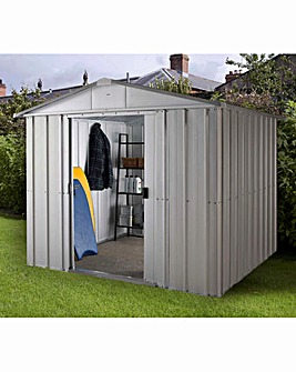 Yardmaster 8 x 10 Apex Metal Shed