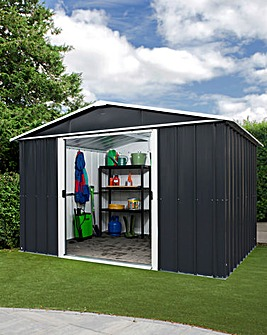 Yardmaster 10 X 8 Apex Metal Shed