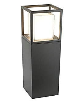 Modern Outdoor LED Post Light