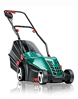 Bosch 34cm Electric Rotary Lawnmower