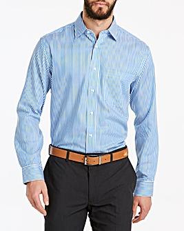 Paradigm Blue Stripe Shirt Regular