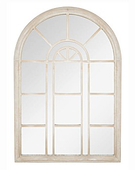Rounded Arch Mirror