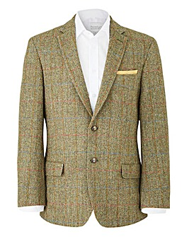 Brook Taverner Harris Tweed Blazer R