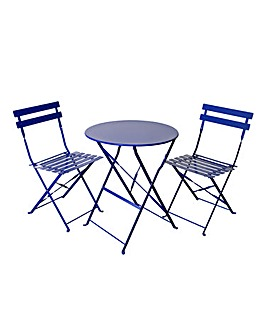 Padstow Folding Bistro Set