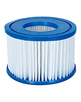 Pack of 6 Lay-Z-Spa Filter Cartridges