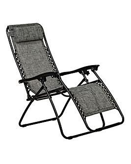 Pair of Zero Gravity Relaxer Chairs