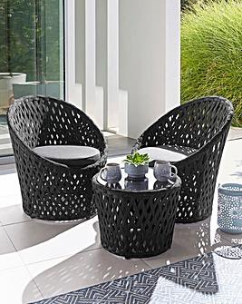 Santorini Bistro Lounge Set