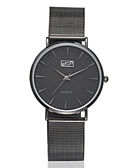 Ladies Mesh Strap Watch