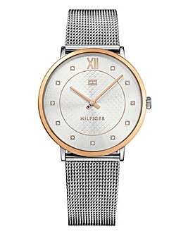 Tommy Hilfiger Ladies Sloane Mesh Watch