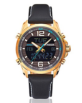 Pulsar Gents Ana-Digi Watch