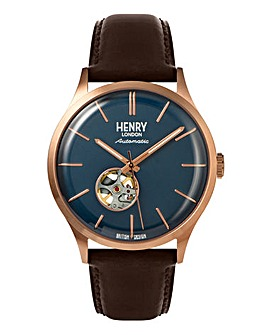 Henry London Gents Automatic Watch