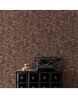 Graham & Brown Marbled  Wallpaper