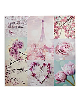Arthouse Paris in Spring Canvas
