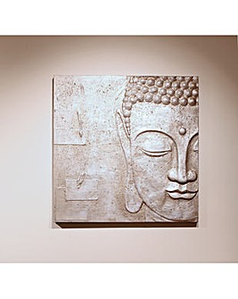 Arthouse Peaceful Buddha 3D Wallart