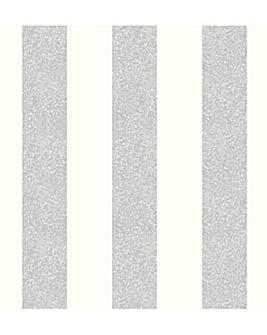 Arthouse Glitterati Stripe Wallpaper