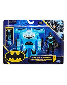 Batman 4 inch Figure Tech Suit