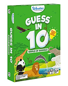 Guess in 10: World of Animals