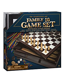 10 in 1 Classic Games