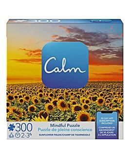 Calm Mindfulness 300 Piece Puzzle