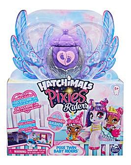 Hatchimals Pixies Riders Babies
