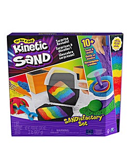 Kinetic Sand Factory